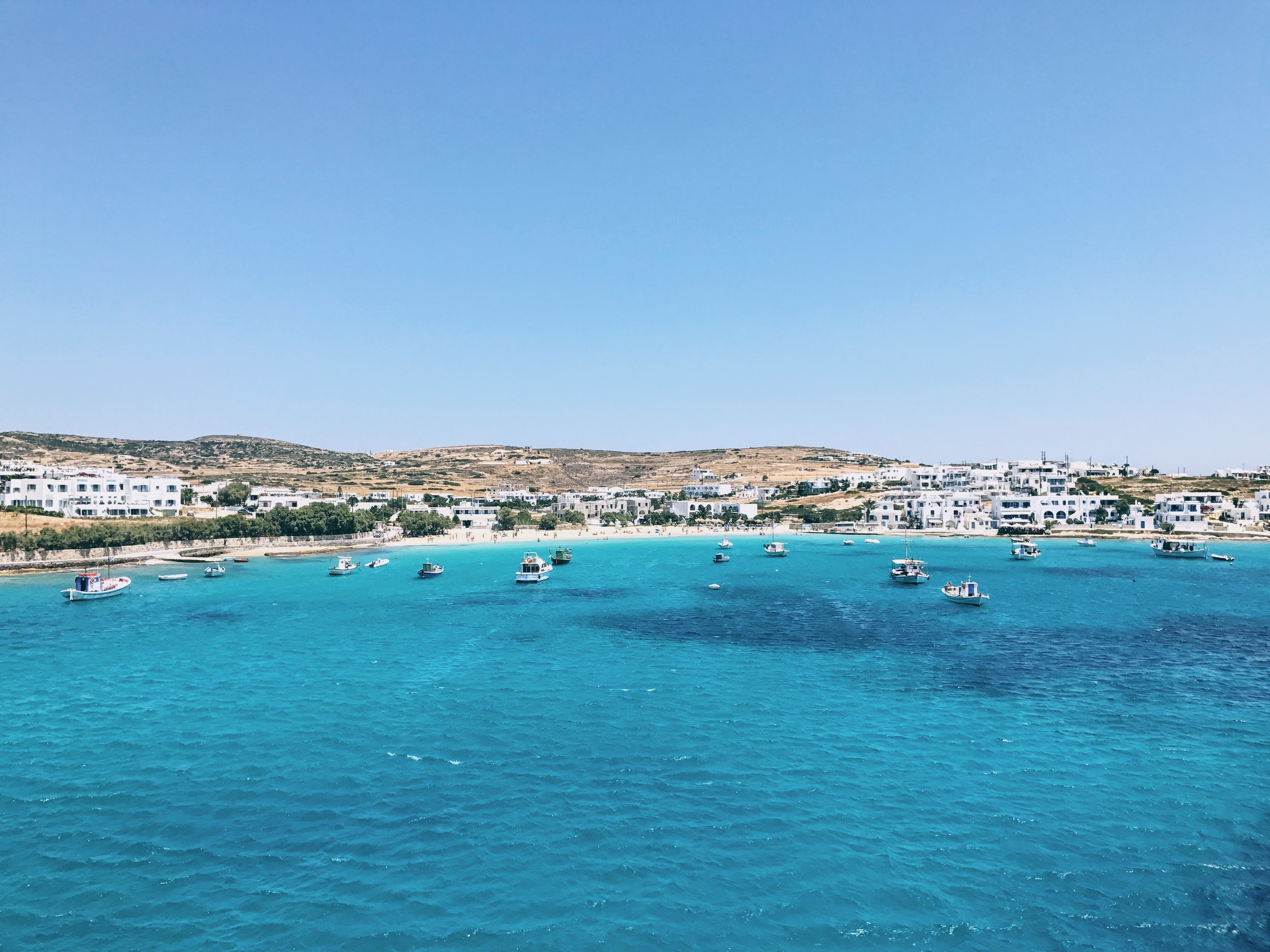 The Weekly Getaway: on foot around the turquoise waters of Koufonisia
