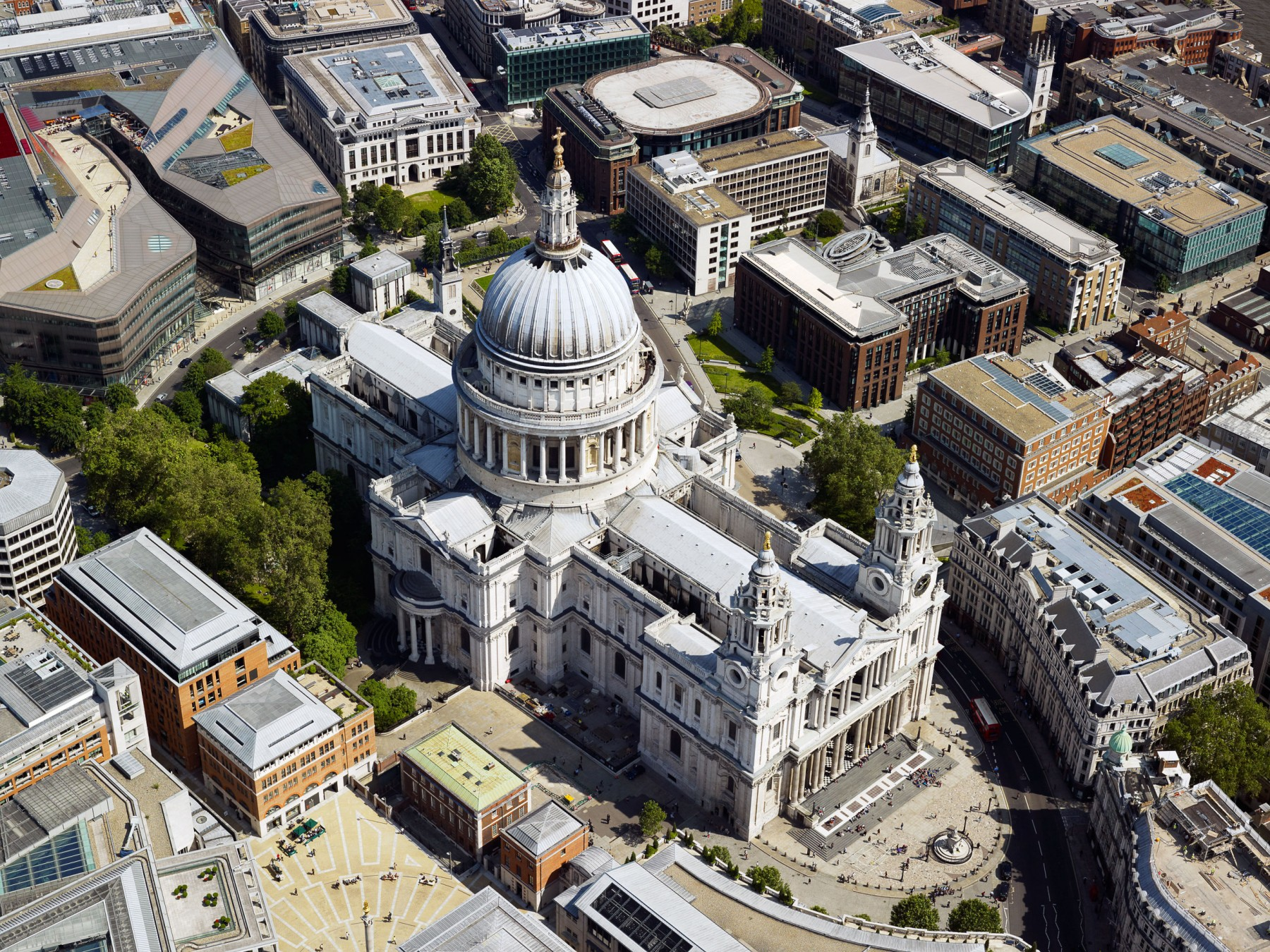 News: London's Square Mile is about to transform