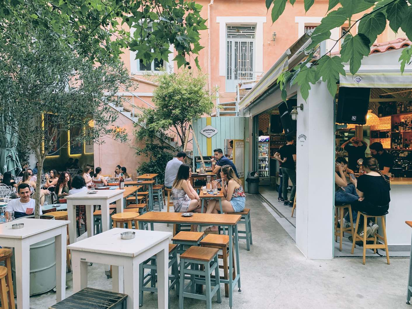 The Weekly Getaway: a colorful local feeling around the cosy streets of Xanthi