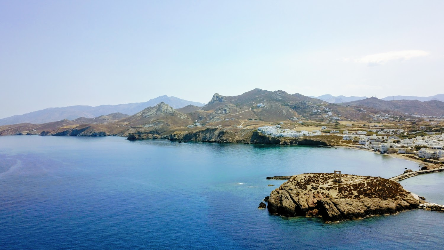 The Weekly Getaway: picturesque villages, long sandy dunes and tasty Greek food in Naxos