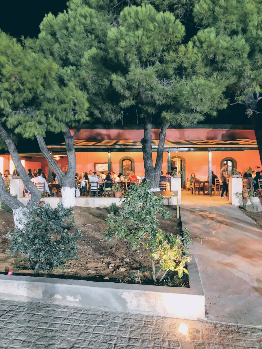 Kythira: delicious Greek creative cuisine at Familia