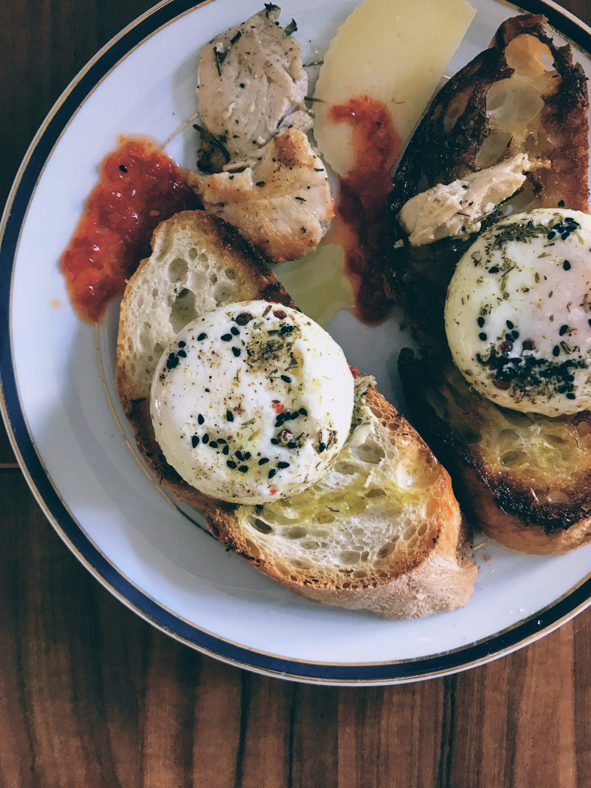 Naxos: homemade jams and a hearty breakfast at Melimilon