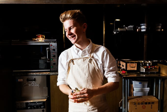 News: Meet the Child Prodigy Opening a Restaurant at Age 17