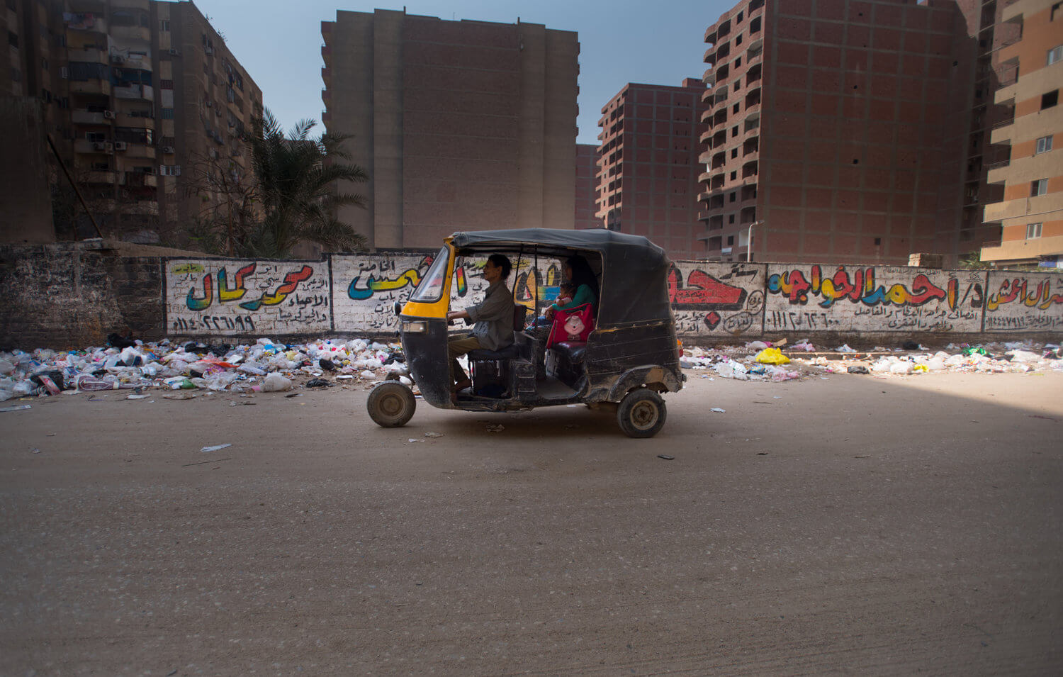 Photojournal: navigating through Cairo's contrasting realities