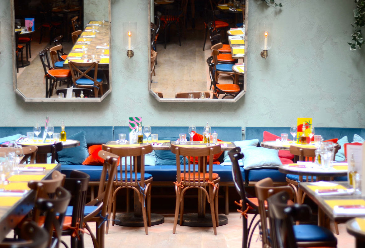 Paris: Ober Mamma, a taste of Italy in the middle of the French capital