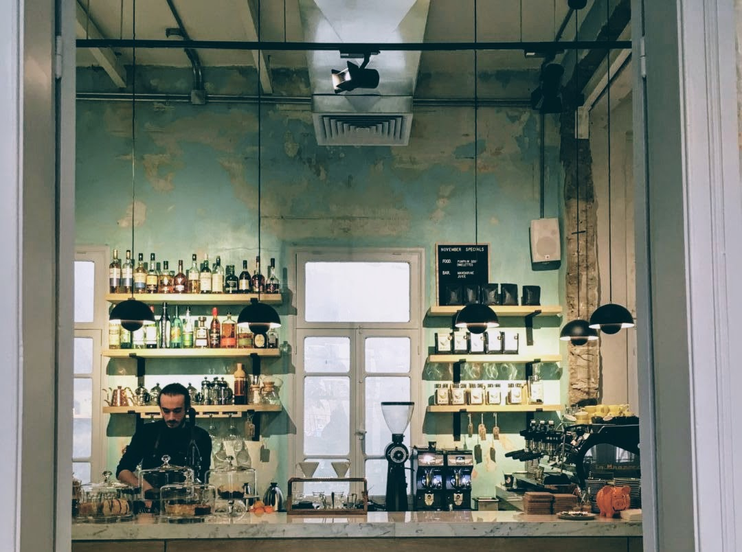 Beirut: Kalei, a caffeinated oasis in the middle of the city's busiest district