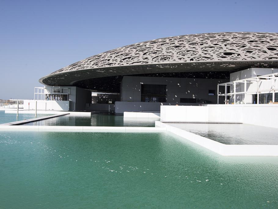 News: Louvre in Abu Dhabi is finally set to open!