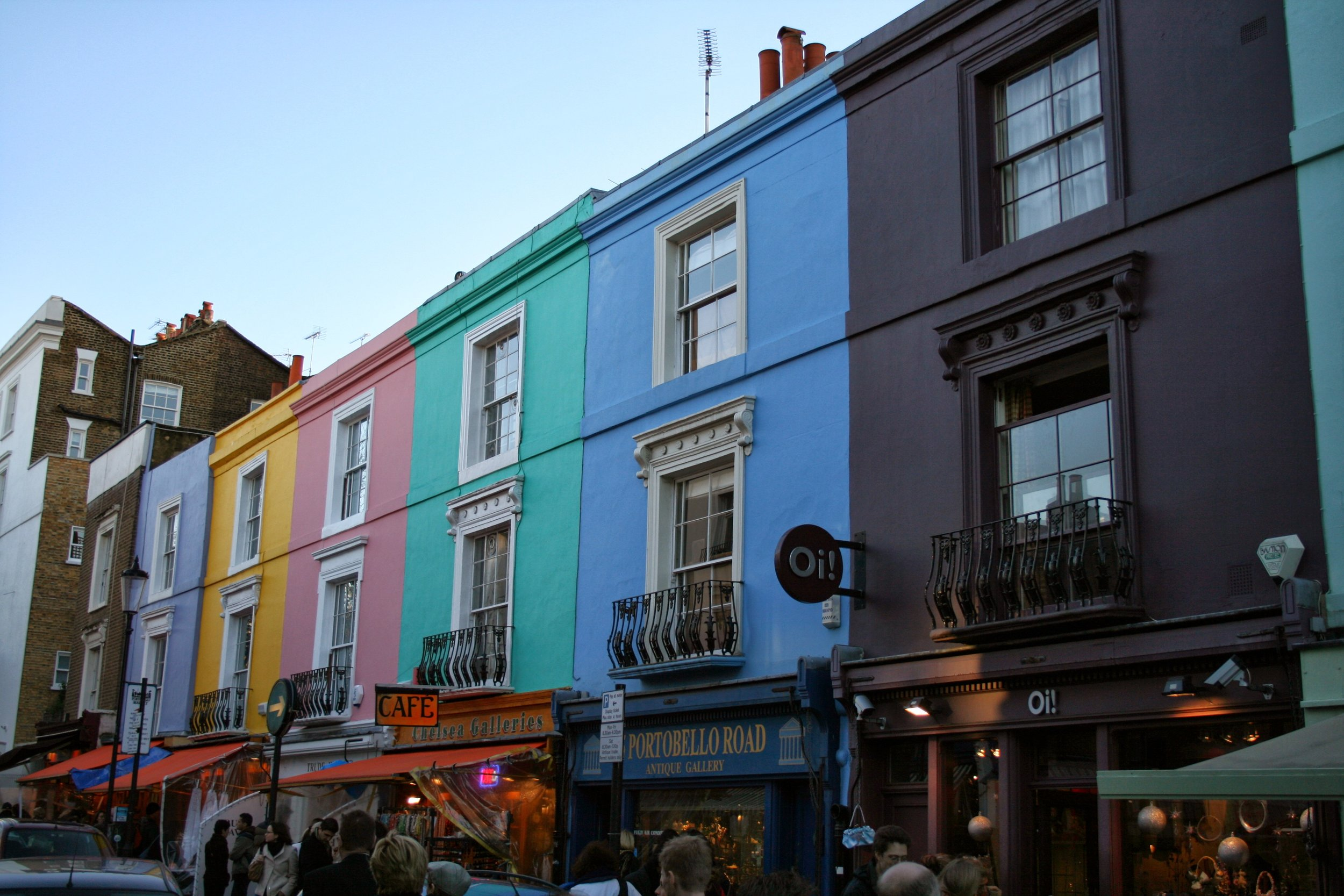 Neighbourhoods: born and bred in West London's Notting Hill