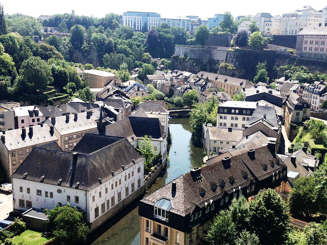 The Weekly Getaway: First Timer's Luxembourg Travel Guide