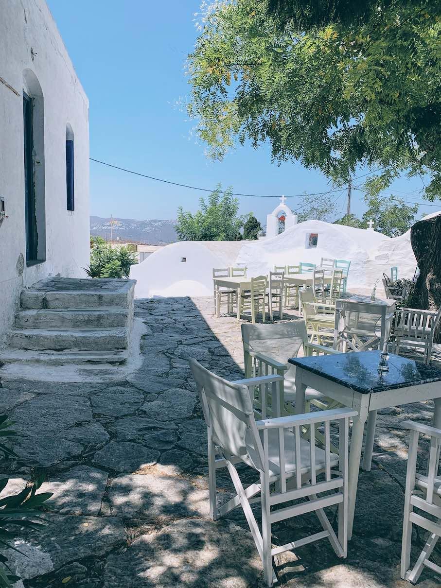 Travel Food People - Mayasi, Amorgos