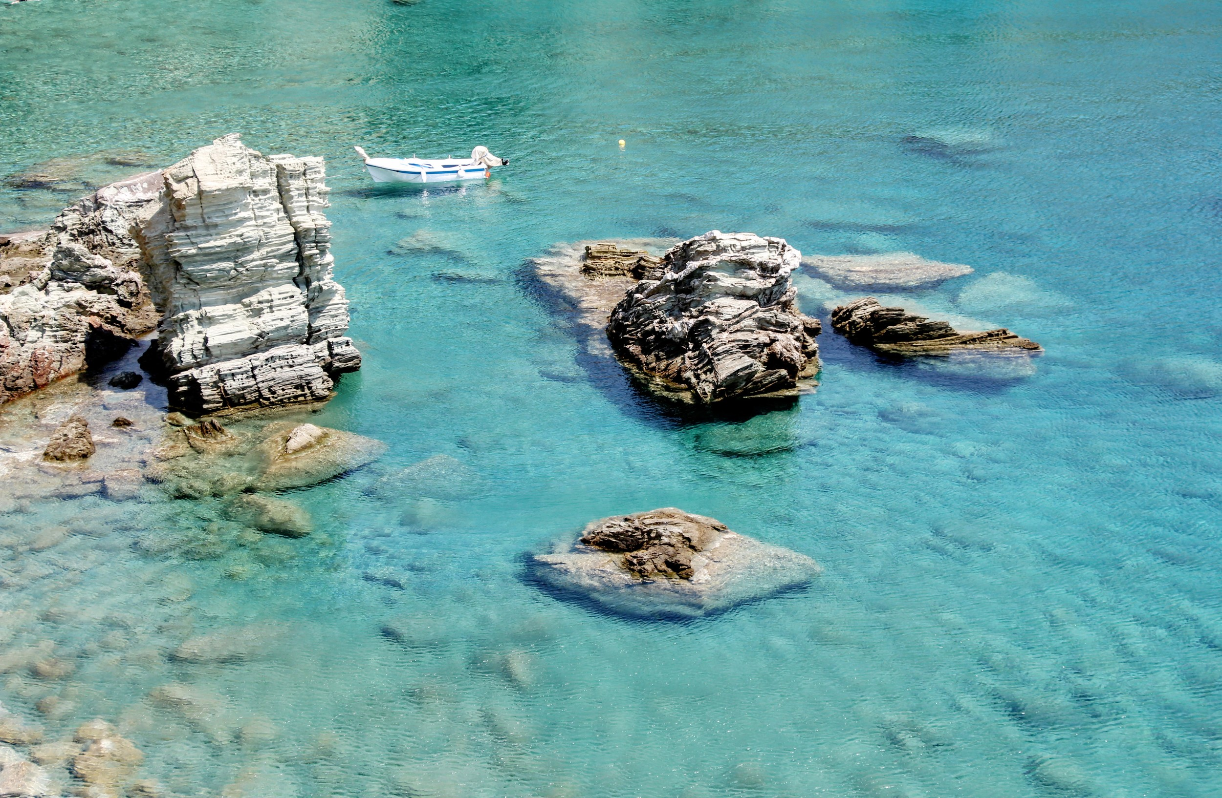 The Weekly Getaway: Folegandros, an island largely still unexplored