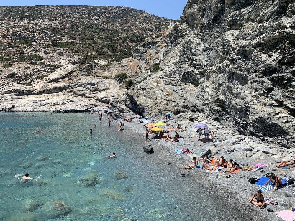 Travel Food People - Mourou, Amorgos
