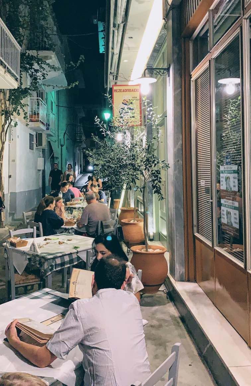 Travel Food People - Noulis, Nafplio
