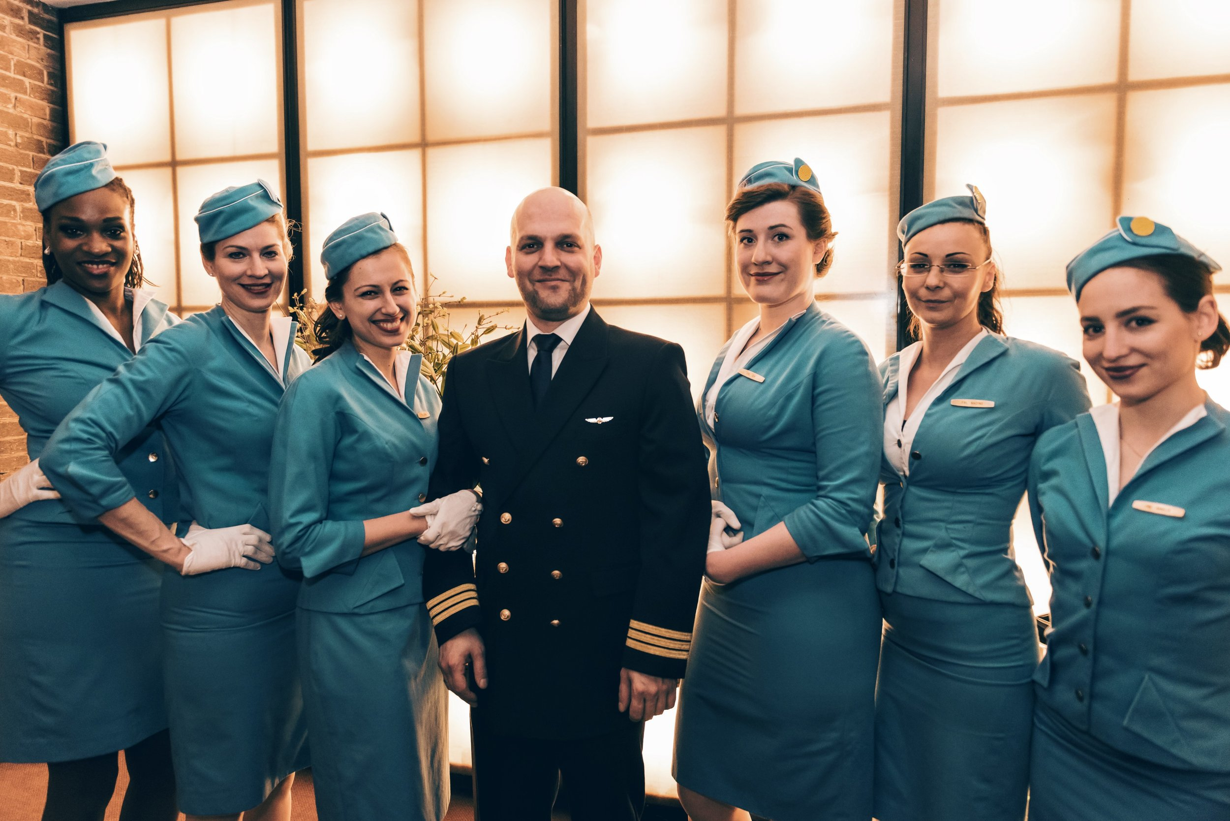 Berlin: legacy and glamour at the PanAm lounge
