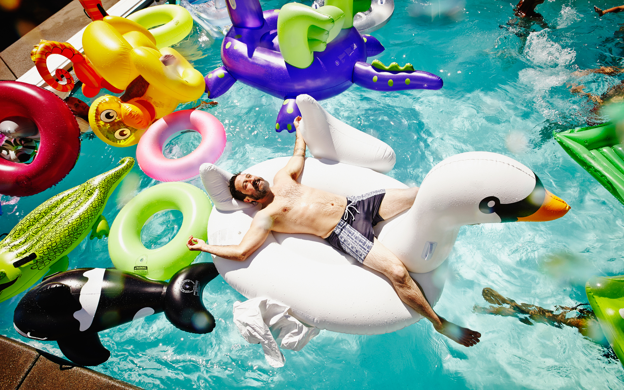 The Best Inflatable Pool Floats to Travel With This Summer