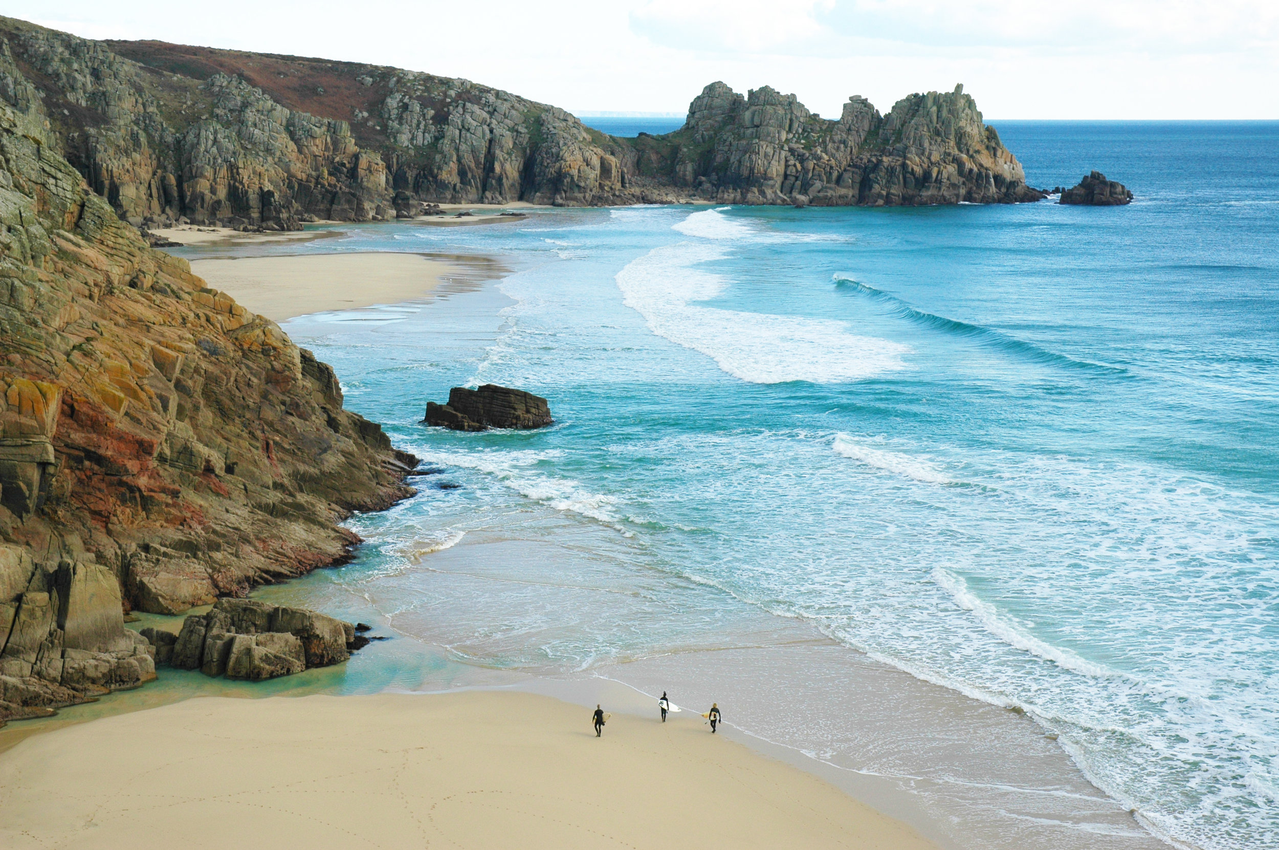 The Weekly Getaway: Ride the Highway to the Sun, to Cornwall!