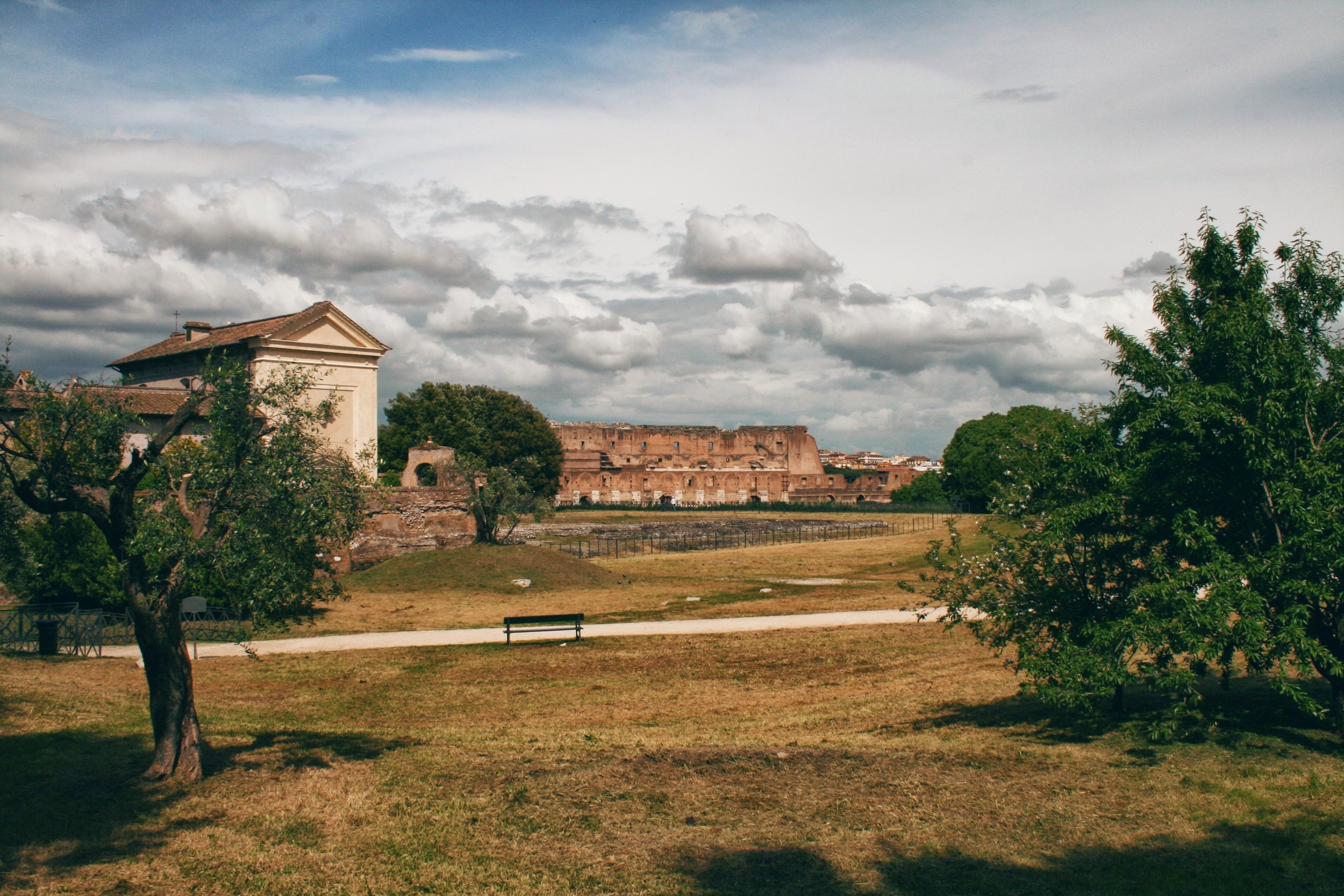 The Weekly Getaway: Rome bursting in color