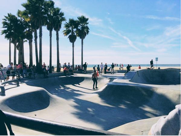 Neighbourhoods: sun, beach, and all the good food at Venice Beach, LA