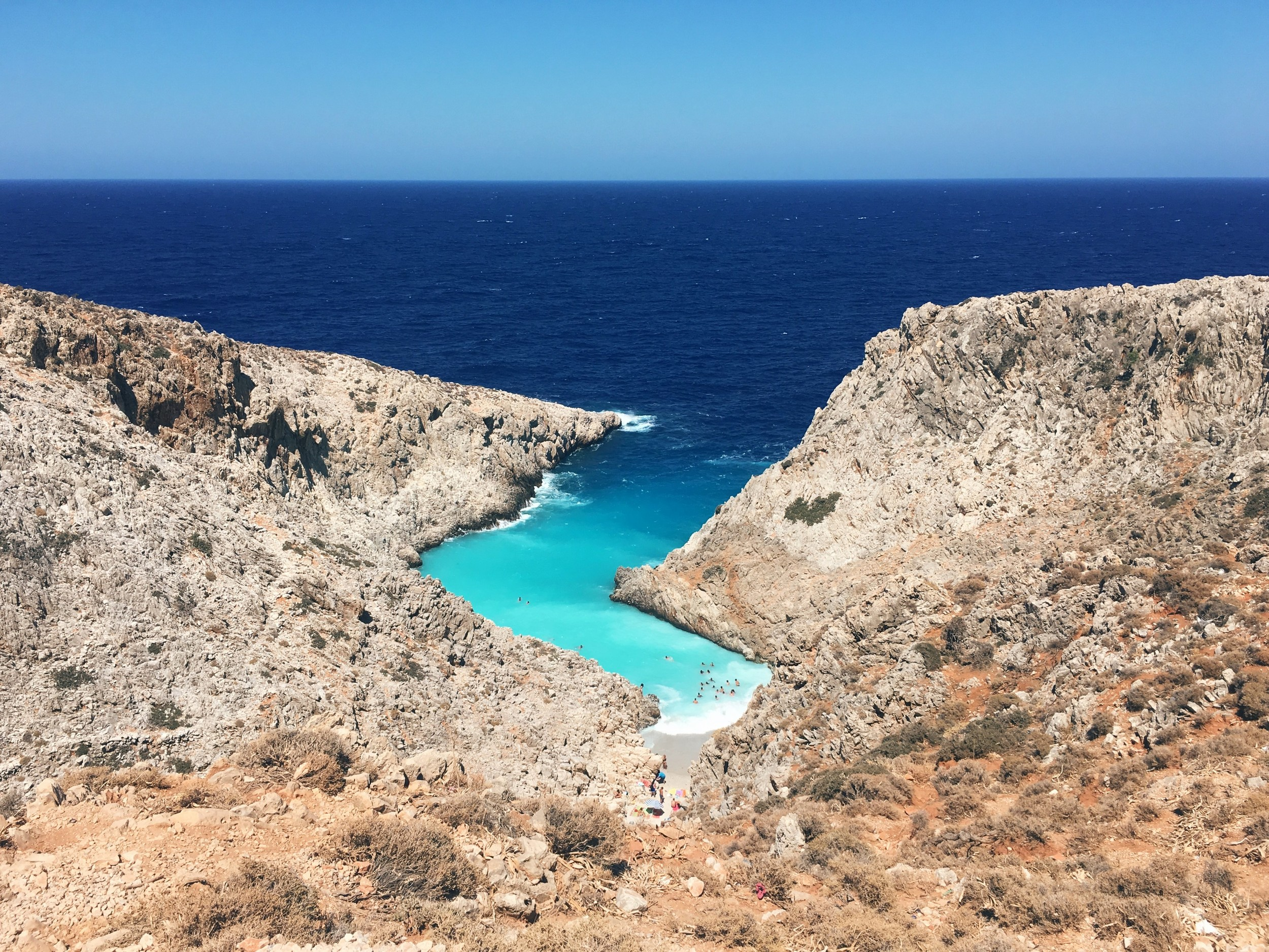The Weekly Getaway: it's love Crete to Me