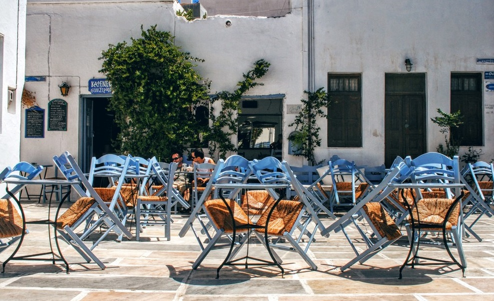 The Weekly Getaway: the wild winds of Serifos