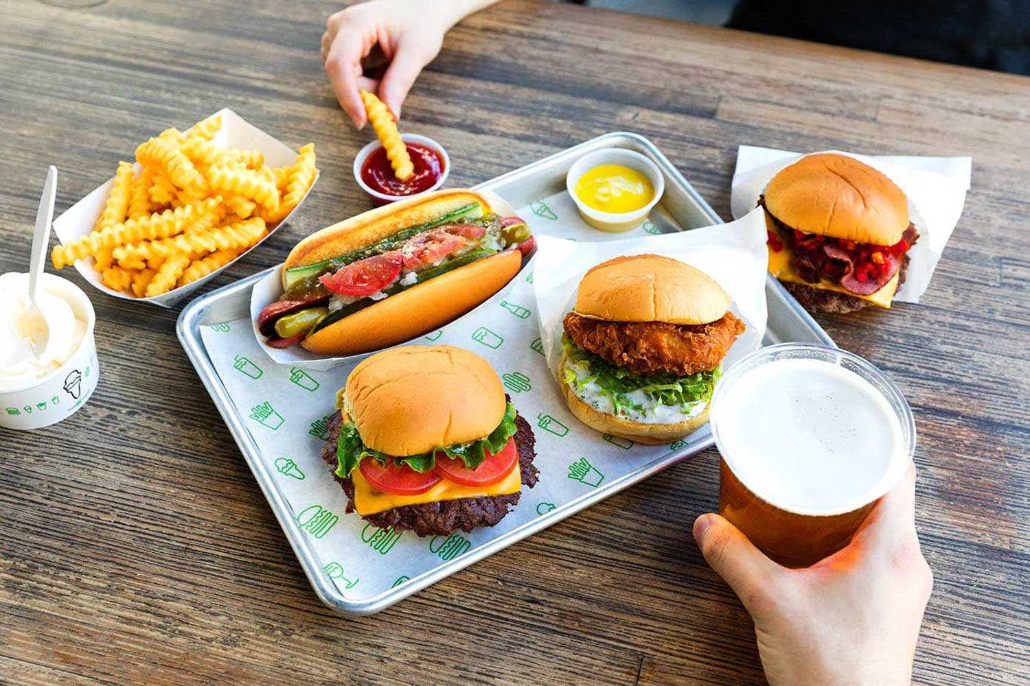 News: How to Get a Free Shake Shack Burger This Week