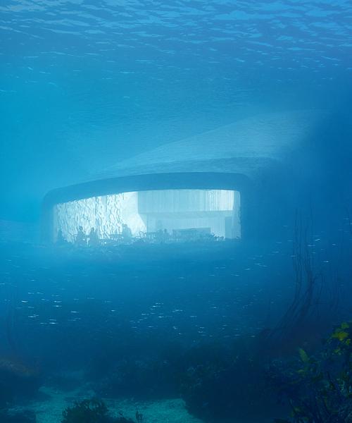 News: Europe's first underwater restaurant to open in Norway