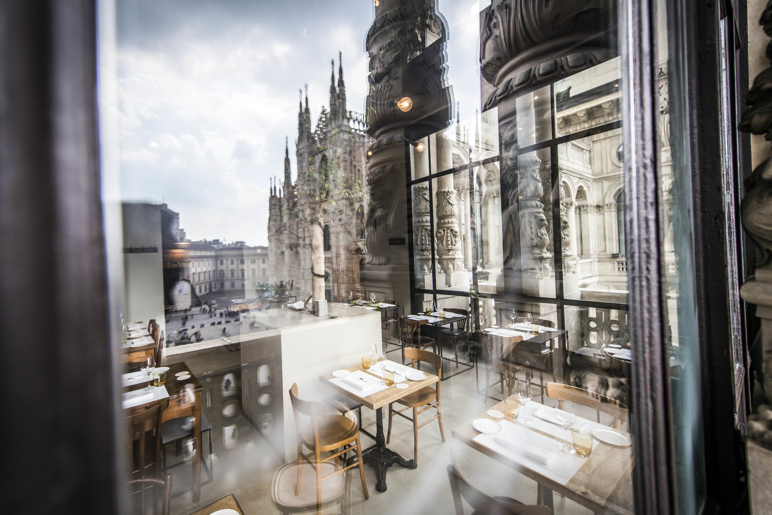 The Weekly Getaway: forget fashion and design, it's now all about food in Milan