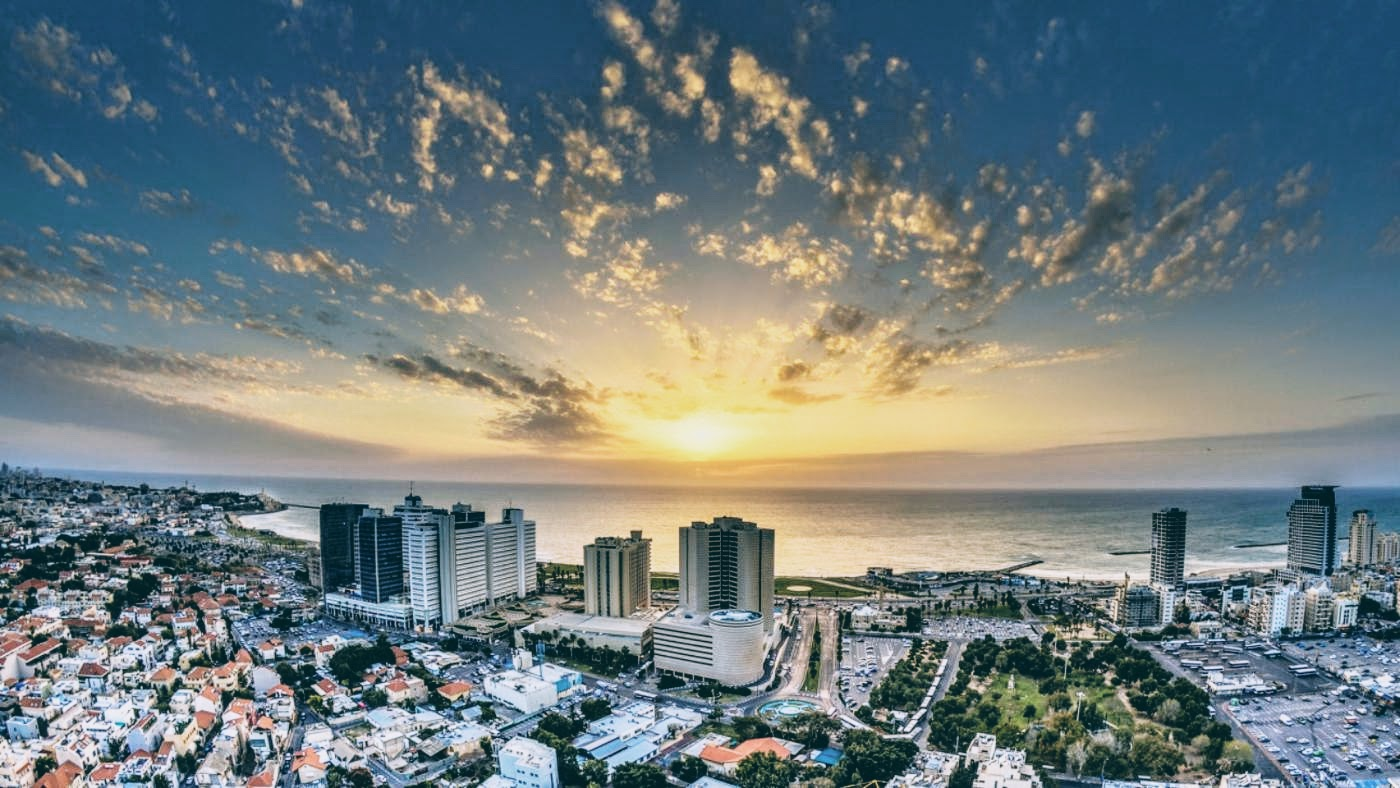 The Weekly Getaway: young, vibrant and fast-paced life in Tel Aviv