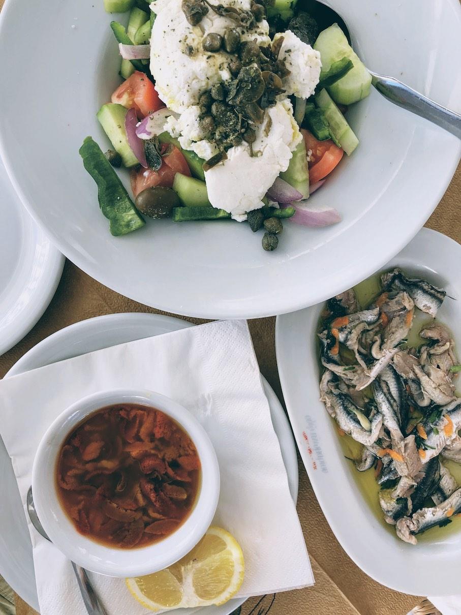 Travel Food People - To Mouragio, Paros