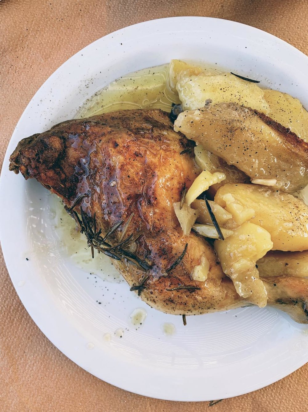 Travel Food People - To Steki tou Machera, Amorgos