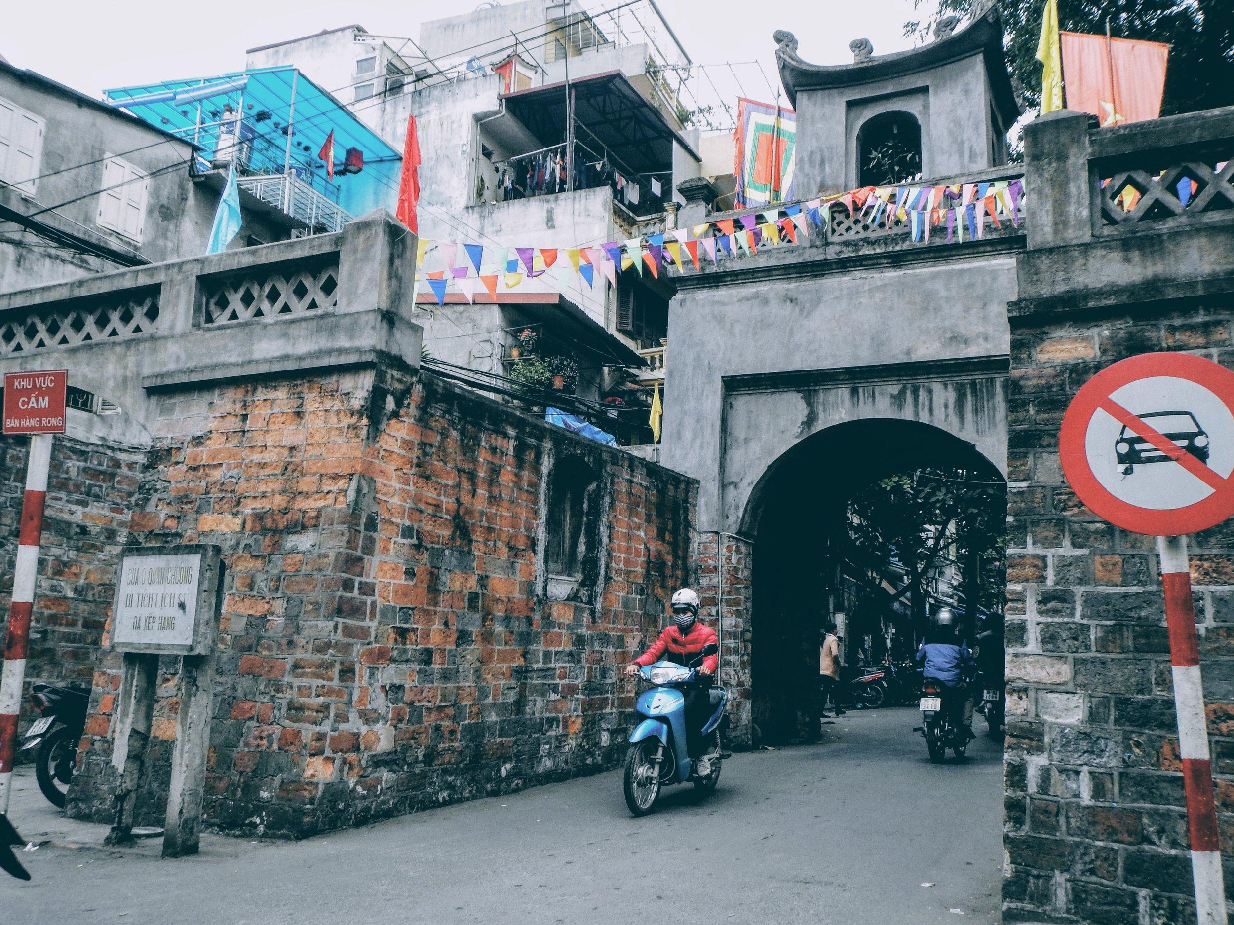 The Weekly Getaway: motorbikes, smog and amazing food in Hanoi