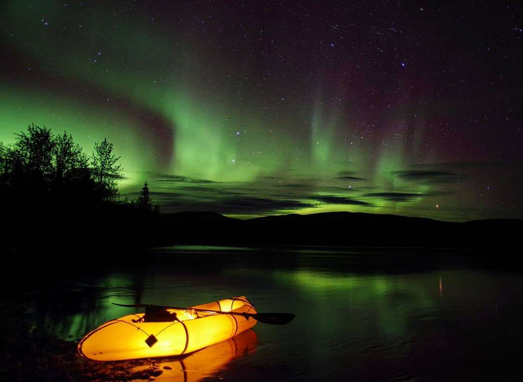 The Weekly Getaway: Magical Northern Lights Vacation in Canada and Alaska