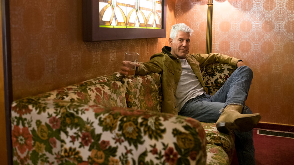 People: The World According to Anthony Bourdain
