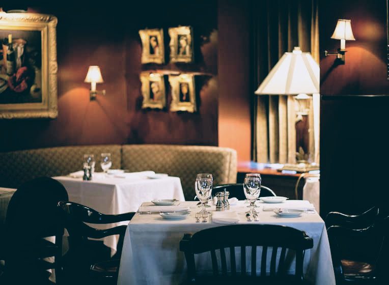 Boston: the American Steakhouse experience at Grill 23