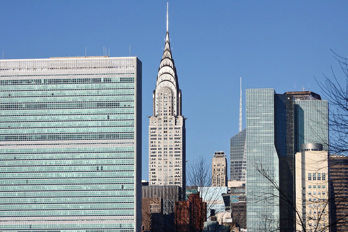 News: Chrysler building is (again) up for grabs