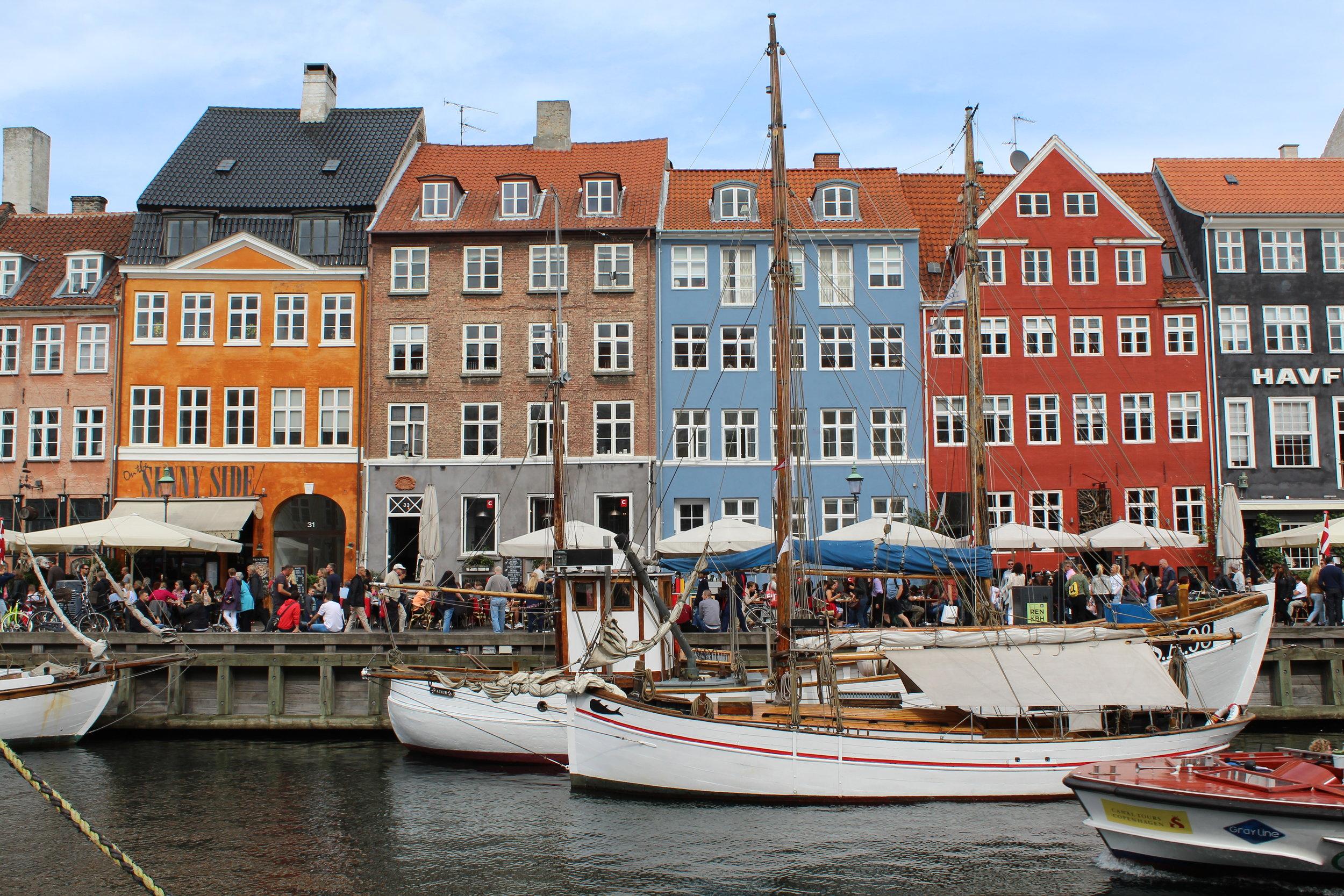 The Weekly Getaway: walkways, waterways and bikeyways in Copenhagen