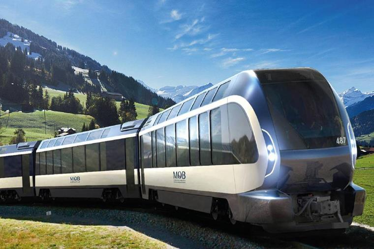 News: Pininfarina designs the Goldenpass Express launching this December in Switzerland