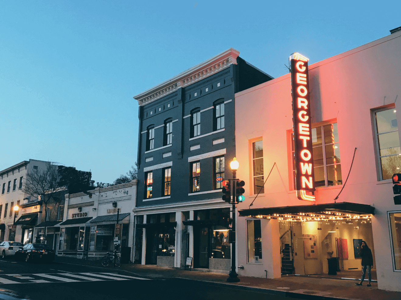 Neighbourhoods: strolling around the historic, elegant and picturesque Georgetown