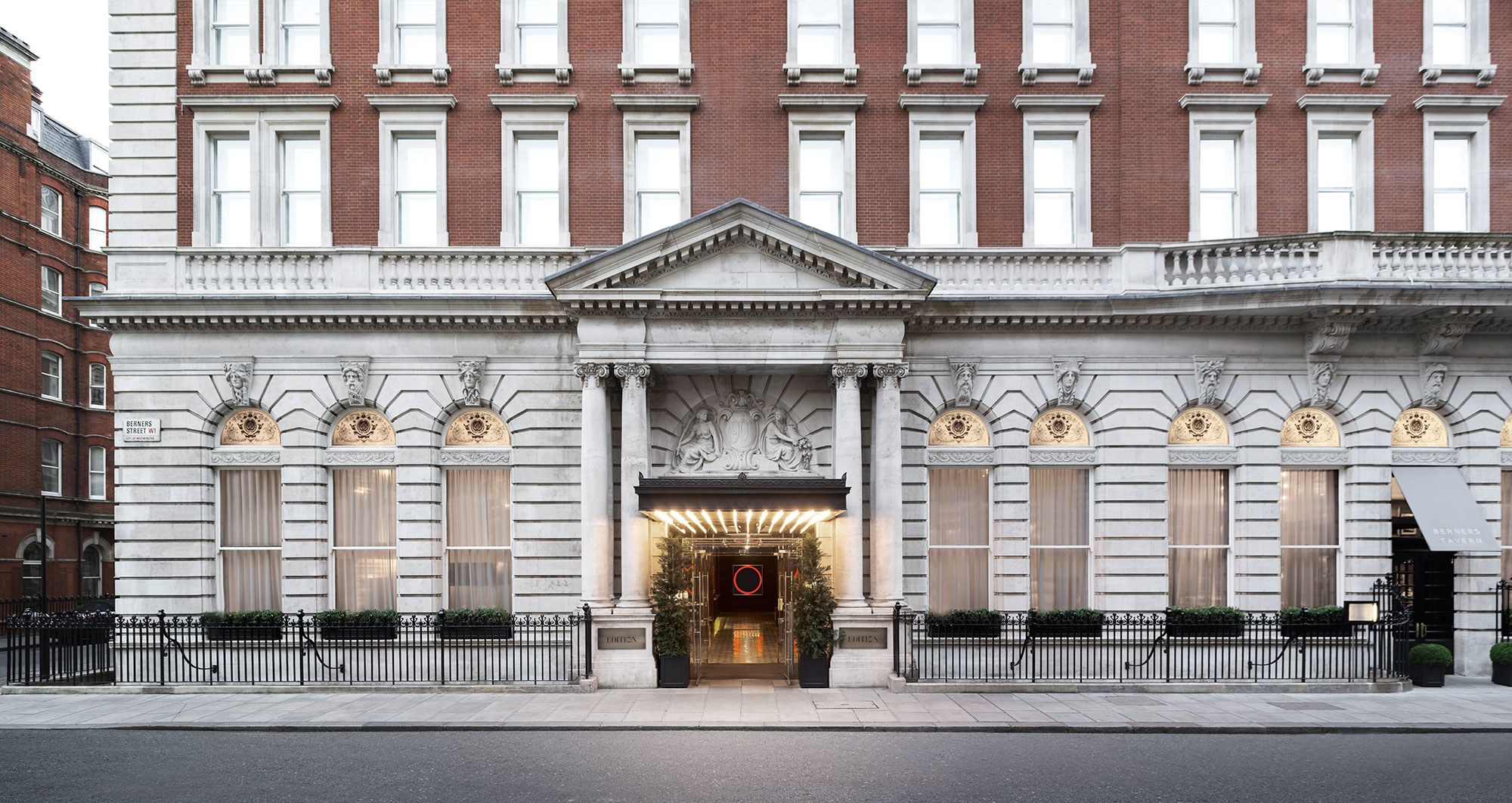 London Edition is the perfect fun hotel