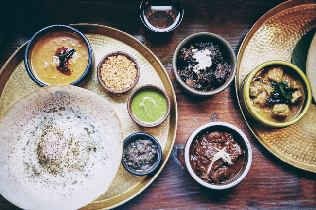 London: Hoppers, a Sri-Lankan treasure