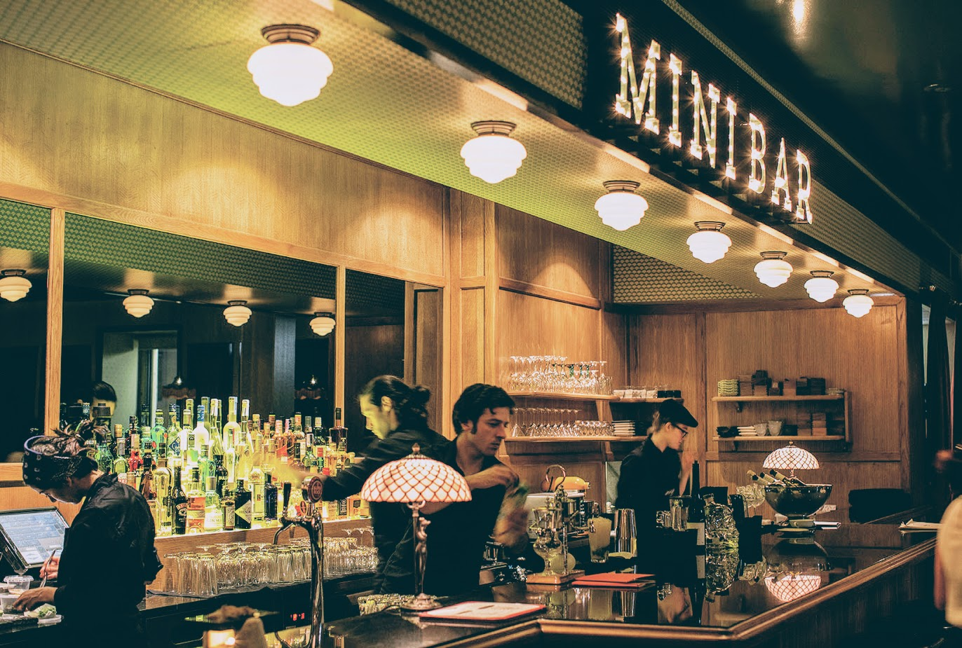 Lisbon: one fine gastronomical play at Mini Bar
