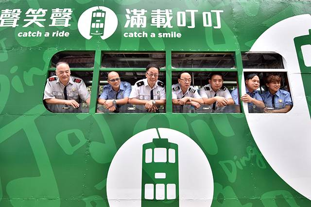 News: Hong Kong's transportation becomes greener with the recent tram facelift