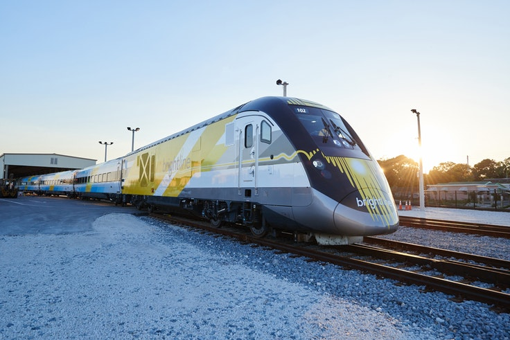 News: Several High-Speed Train Routes Are Coming to the United States