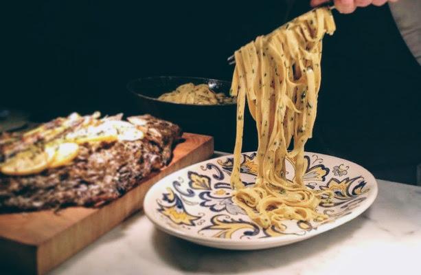 Dublin: a sense of the Italian restaurants in America's 1950s