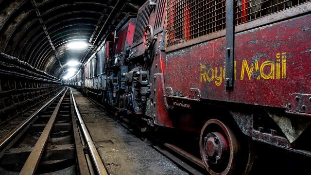 News: London's new Postal Museum opens secret mail tunnels to the public