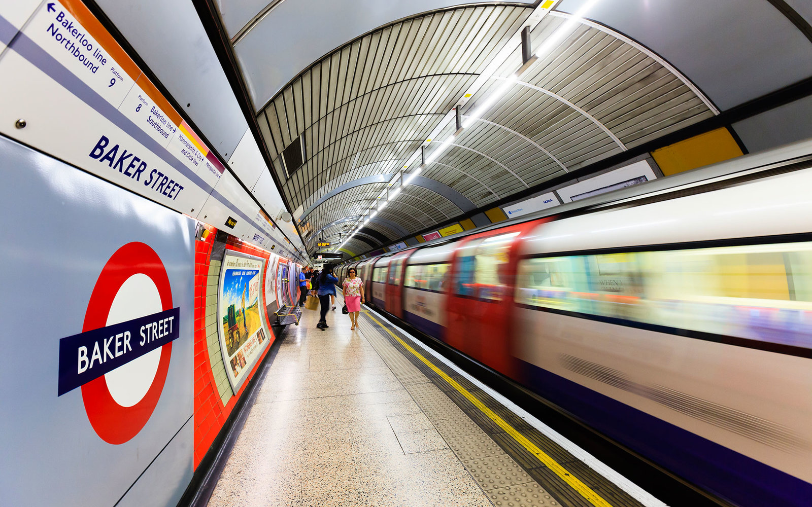 News: London's 24-Hour Tube Service Will Start This August