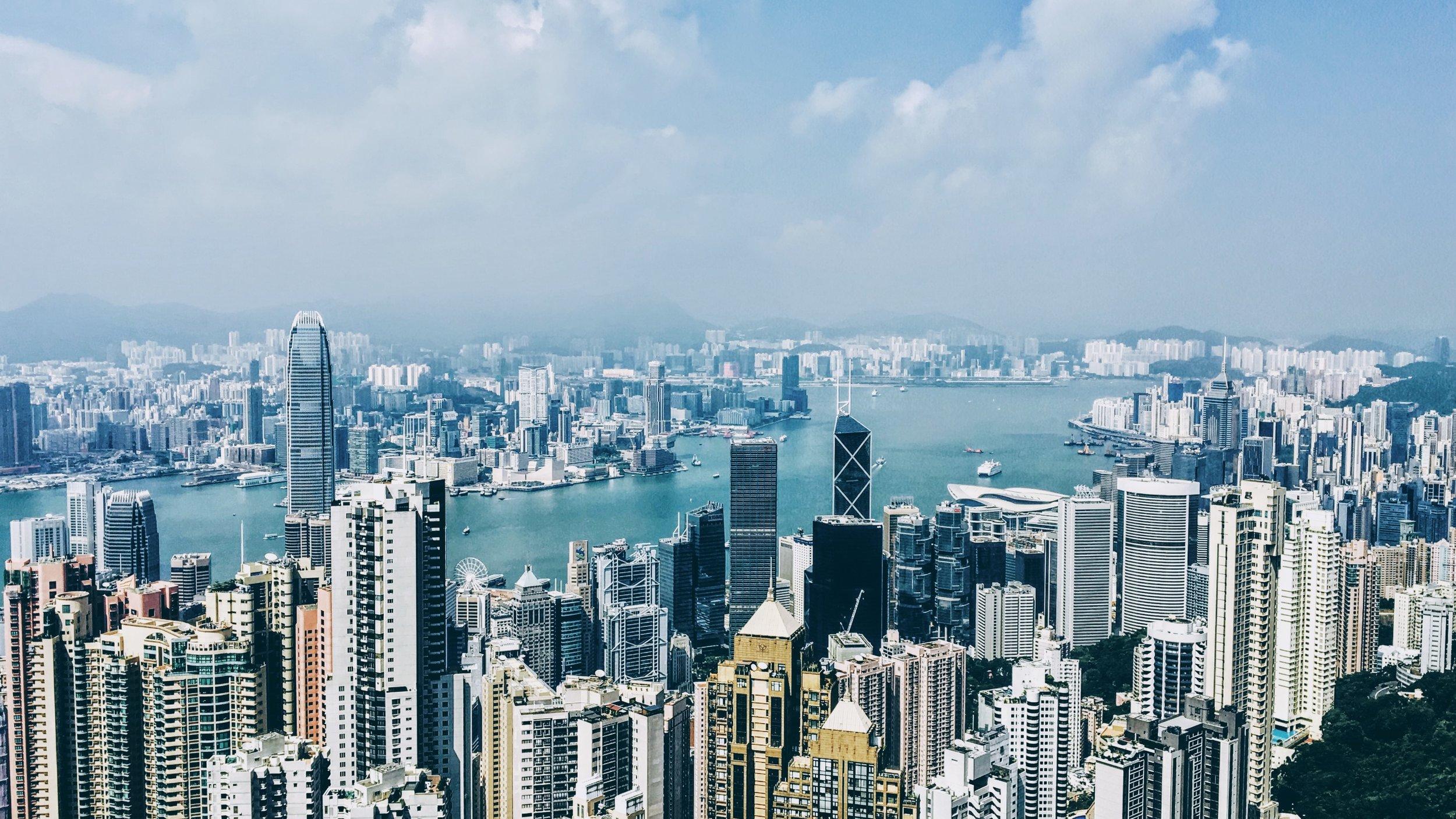 Hong Kong Destination