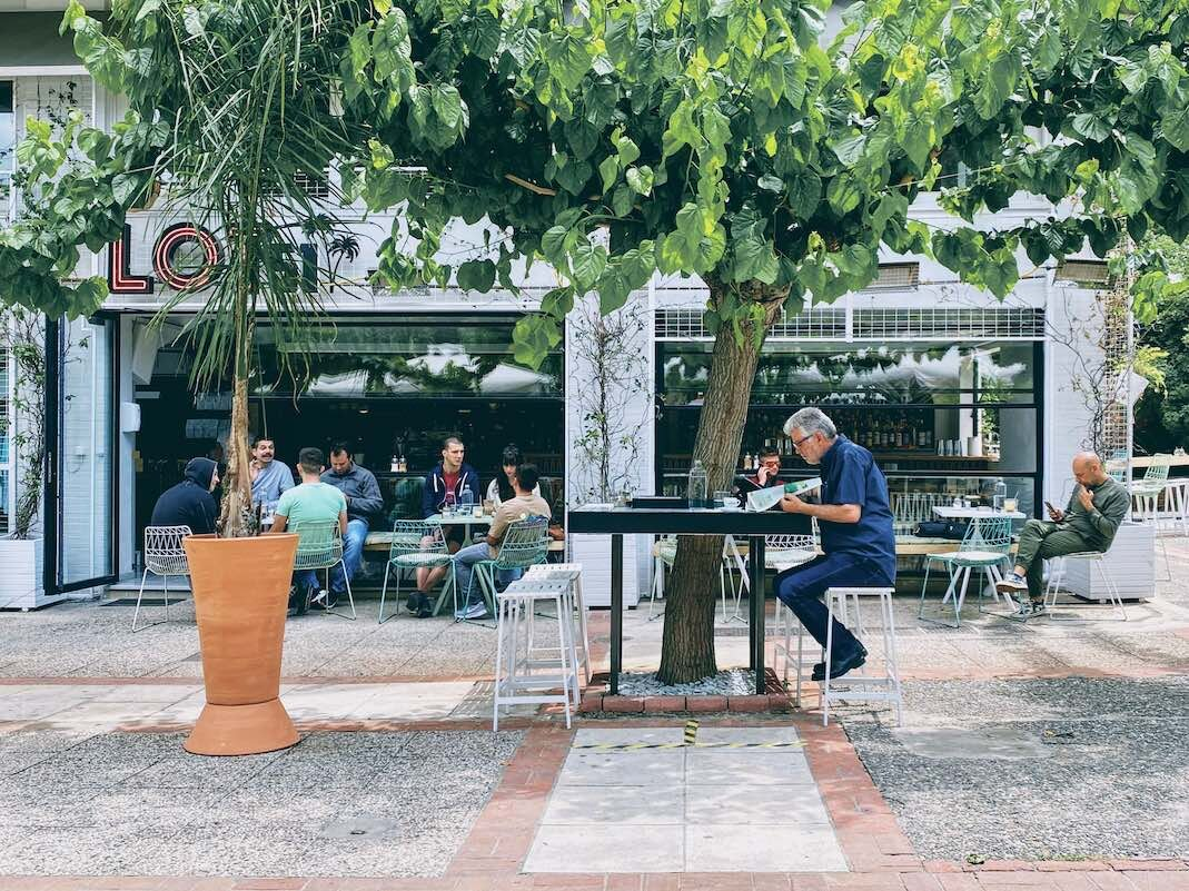 Athens: high quality specialty coffee and a hip vibe at LOT 51