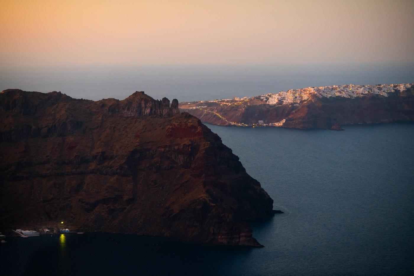 Travel Food People - Santorini, Greece