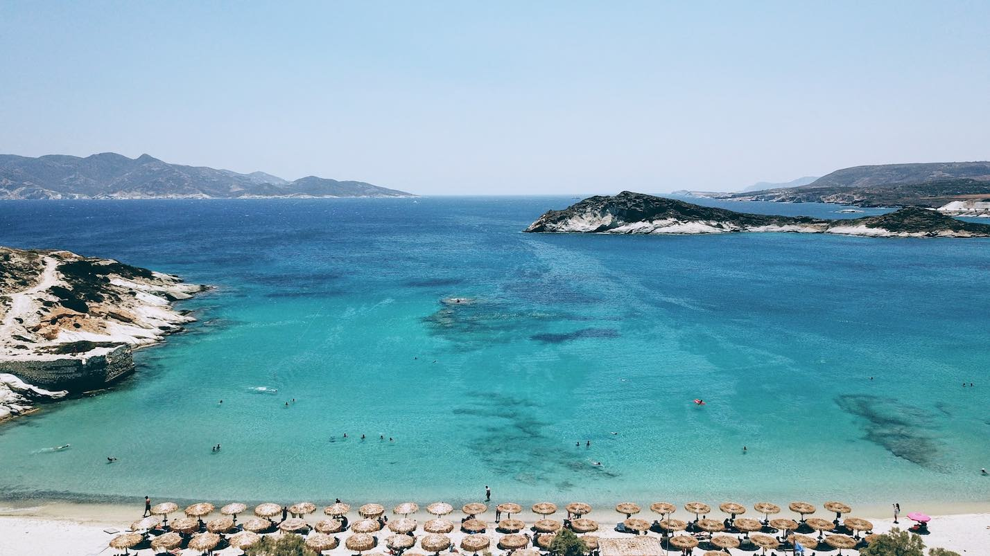 Travel Food People - Kimolos, Greece